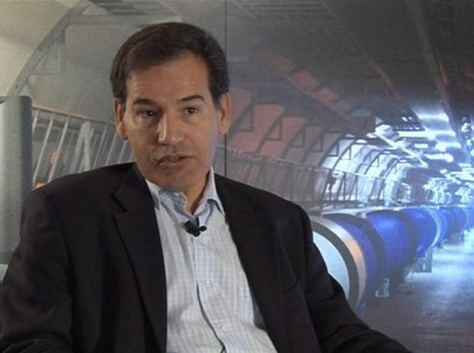 Gerardo Herrera Corral, investigador del Centro de Investigación y de Es...