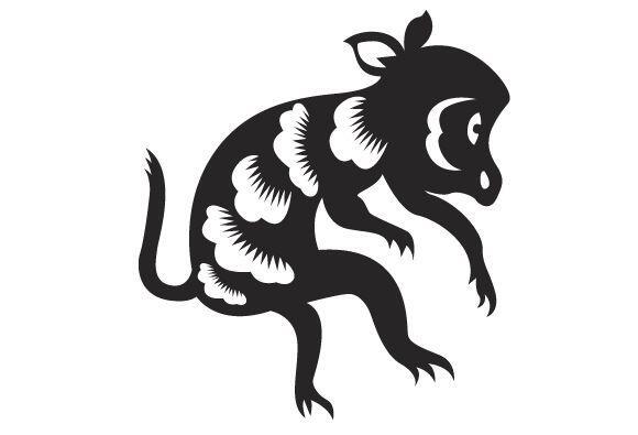El Mono (Los nacidos en 1932, 1944, 1956, 1968, 1980, 1992, 2004) Muy co...