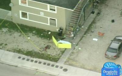Varios Muertos y otros heridos después de un tiroteo en un complejo en M...