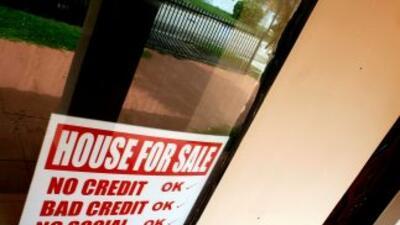 """""""La amplitud de la caída de las promesas de venta de viviendas es superi..."""