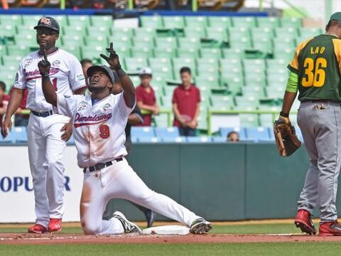 Los Gigantes del Cibao de la República Dominicana obtuvieron hoy...