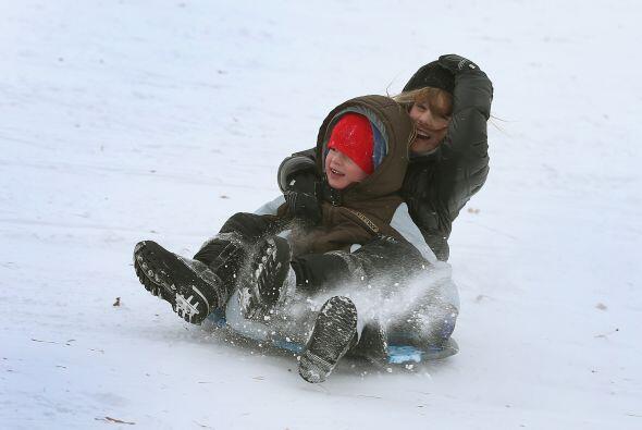 Los meteorólogos prevén nieve, bajas temperaturas y fuerte...