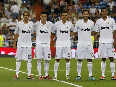 Real Madrid disputó una edición más de 'si trofeo',...