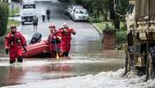 Inundaciones en el sureste de EEUU dejan 16 muertos
