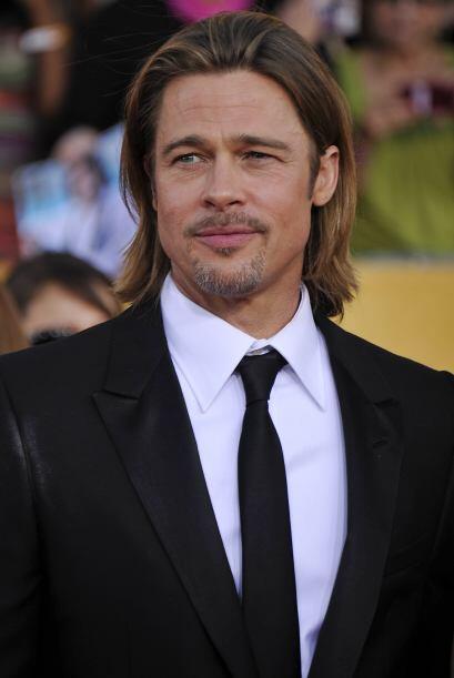 Brad Pitt siempre lucirá elegante y apropiado en cualquier alfomb...