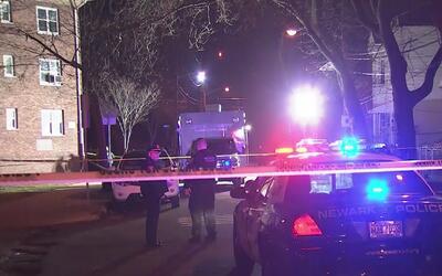 Balacera en Newark deja a un joven muerto y a tres personas más heridas