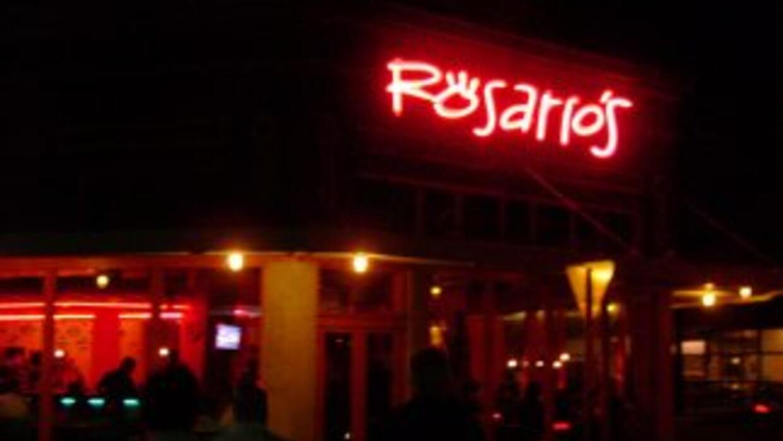Rosario's en Restaurantes de San Antonio.