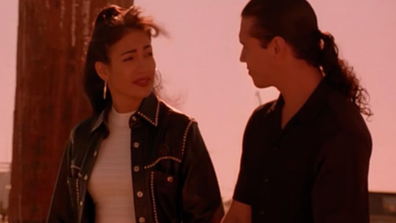 """Clip from """"I Love You"""" scene from 1997 """"Selena"""" movie"""