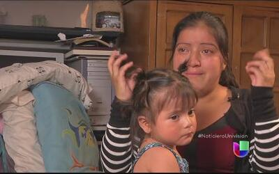 Guatemaltecos inmigrantes huyen de la violencia familiar