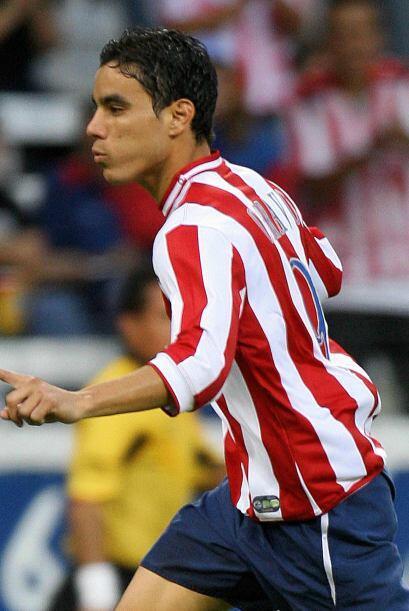 Aparece otra vez un mexicano en el Clausura 2007. Omar Bravo metió 11 ju...