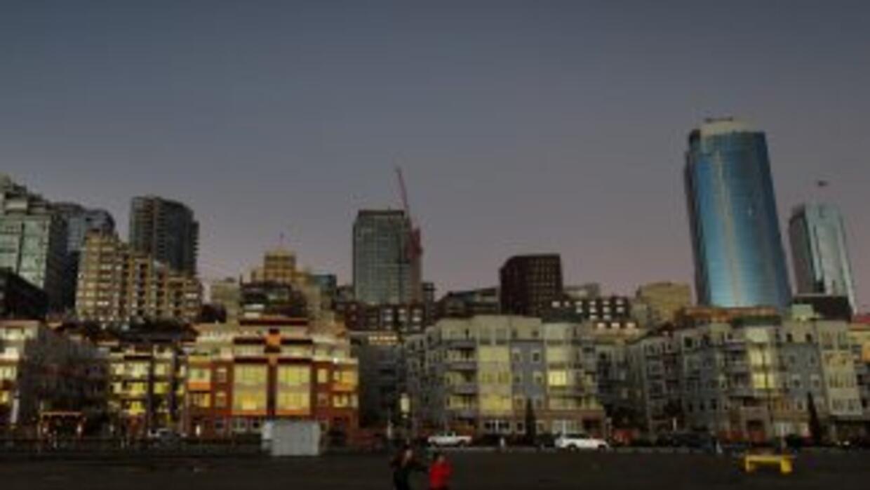 Seattle, Washington, ocupa el puesto de honor.