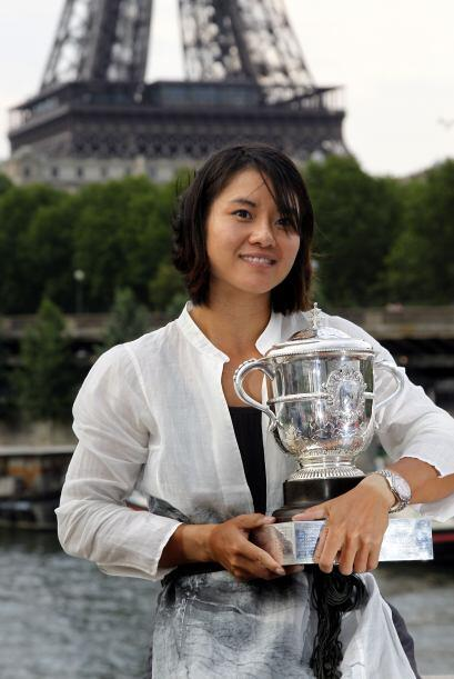 No obstante, jugadoras como la china Na Li, defensora del título y la pr...