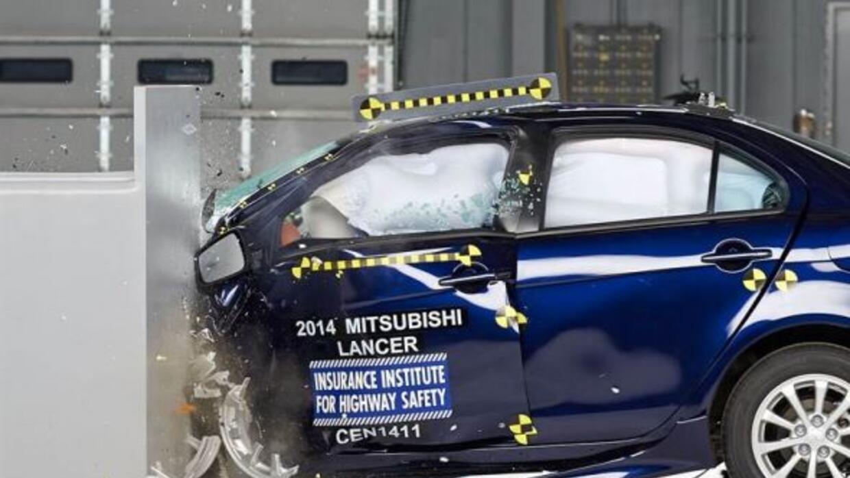 El Lancer es el tercer modelo 2014 de Mitsubishi en ser seleccionado com...
