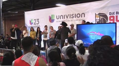'Mi Familia, Mi Hogar', el evento en el parque La Feria de Dallas donde...