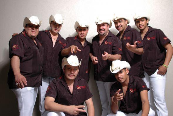 El Grupo Montez de Durango, nominado como Artista Duranguense del Año en...