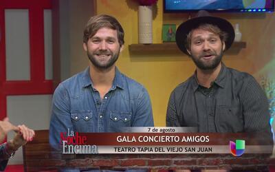Siguen sumando éxitos Almas Band