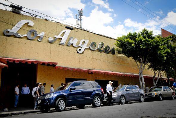 """SAL""""N DE BAILE LOS ÁNGELES: """"Quien no conoce Los Ángeles, no conoce Méxi..."""
