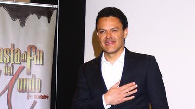 Pedro Fernández sale en defensa de su familia
