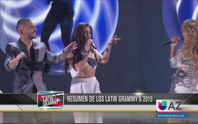 Lo mejor del Latin Grammy