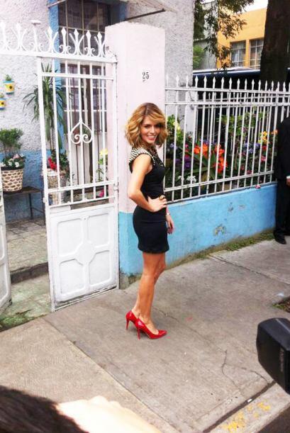 Claudia Álvarez encarnará a una de las hermanas de Marjori...