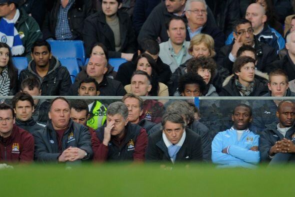 El Manchester City se quedó en el cuarto puesto con 53 puntos, mientras...