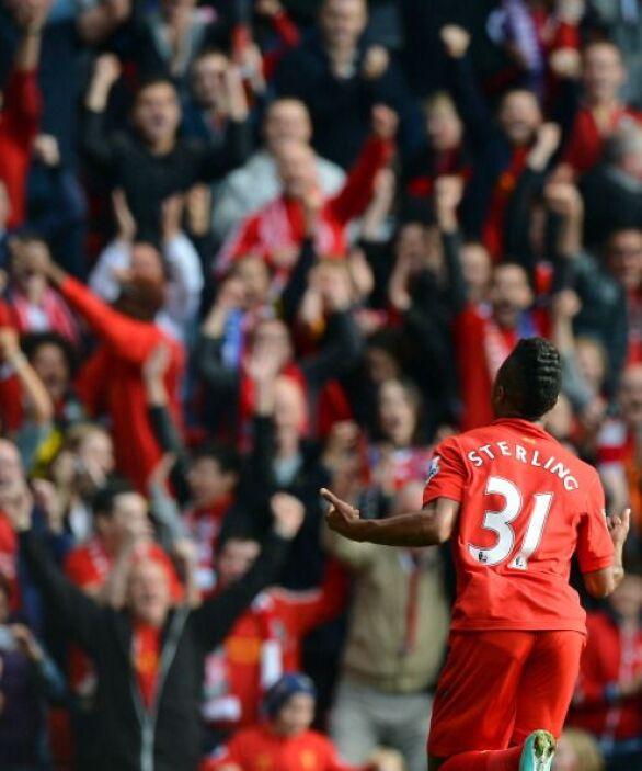 El tanto de Raheem Sterling fue suficiente para los 'Reds'.