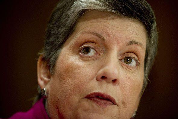 Nancy Pelosi y Janet Napolitano están en los lugares 11° y 13° respectiv...
