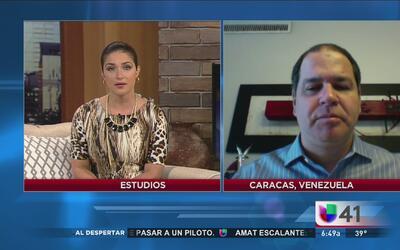 ¿Cuál es el objetivo de la Toma de Venezuela?