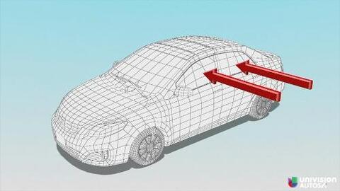 Los rayos ultravioleta podrían afectarte hasta dentro de tu auto