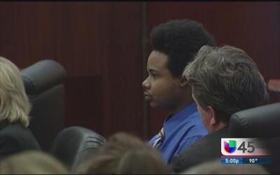 Juicio contra presunto asesino de policía