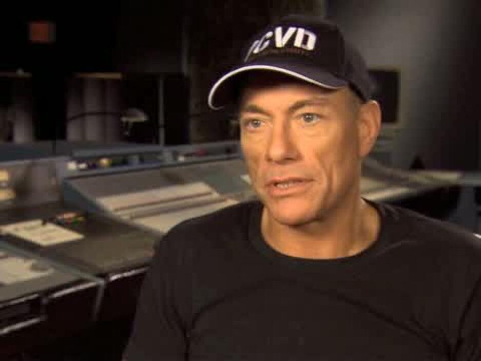 Van Damme es experto en Karate, Taekwondo y Muai Thai.