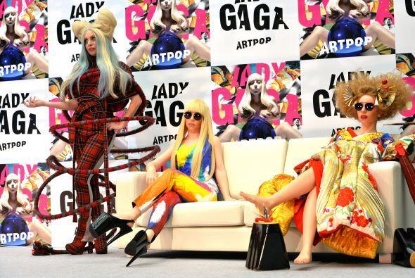 Lady Gaga estará un par de días más en Tokio, pues...