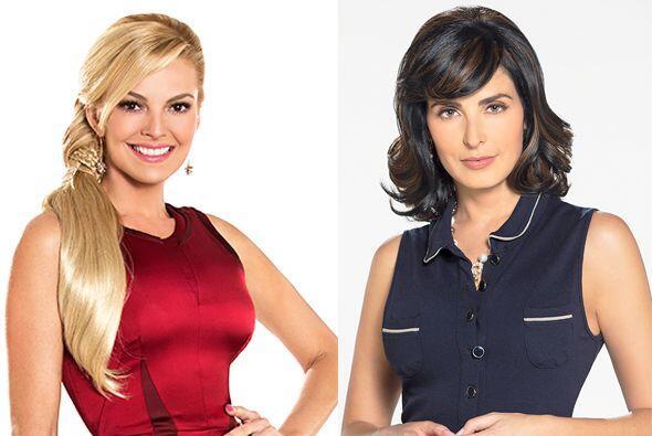 Sofía y Araceli no parecían para nada hermanas, pues el amor por un homb...
