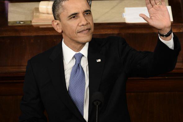 """Según Obama, con la crisis superada, ahora la """"tarea pendien..."""