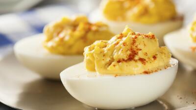 Checa estas recetas con huevo para preparar en casa.