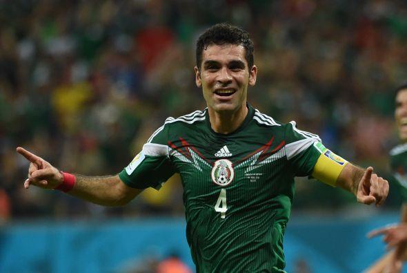 Tras disputar su cuarto Mundial con la Selección Mexicana, donde consigu...