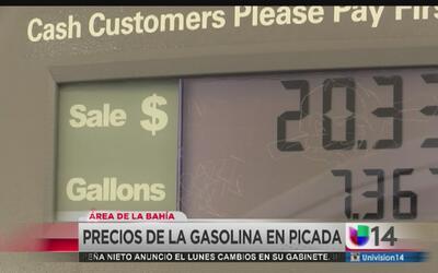 ¿A qué se debe la disminución en los precios de la gasolina?