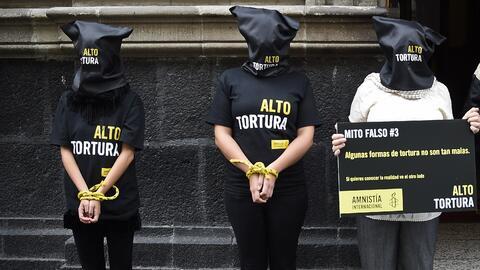 Amnistía Internacional (Archivo)