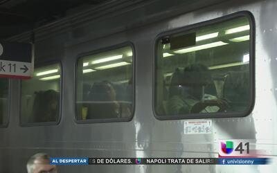 Cambios en el servicio de trenes de la New Jersey Transit tras accidente