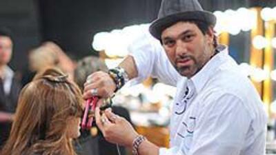El estilista de celebridades Leonardo Rocco ha sido reconocido por la Cá...