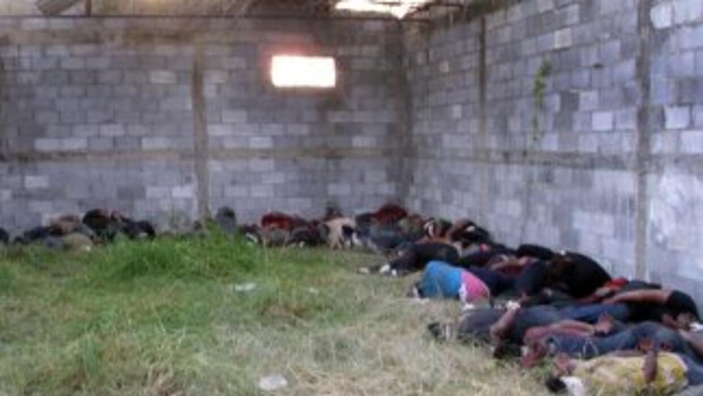 Las autoridades detuvieron a siete presuntos responsables de la masacre...