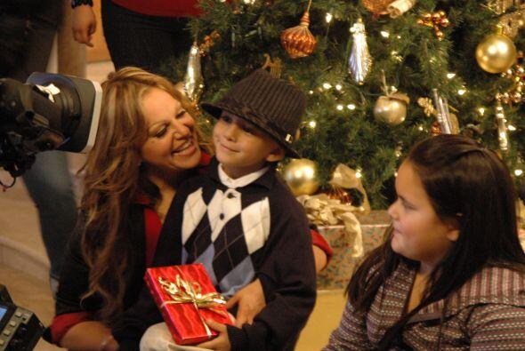Jenni siempre fue una madre entregada y amorosa con todos sus hijos. Aqu...