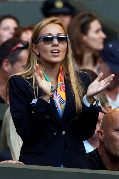 Jelena y Novak han estado involucrados en una relación de noviazg...