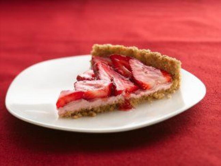 Tarta de fresas: Un postre perfecto para aquellos que siguen una dieta p...