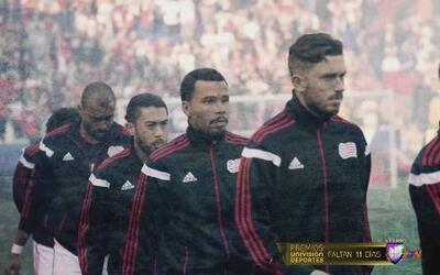 La actualidad del LA Galaxy y el New England Revolution