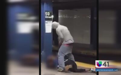 Registran un nuevo ataque en el metro de Nueva York