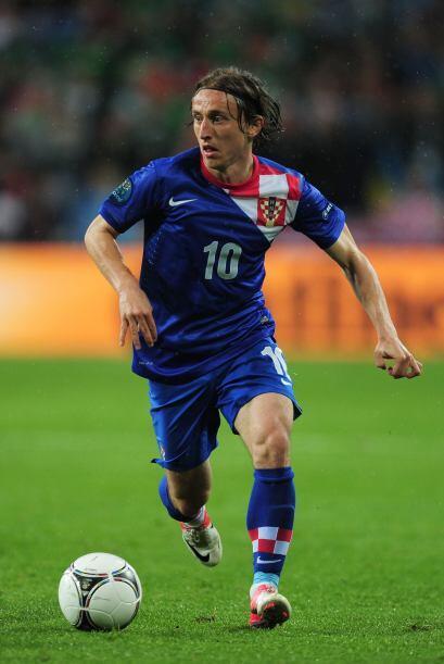 Luka Modric es un jugador que desde hace años se esperan grandes cosas y...