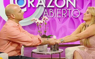 Juntos en la batalla: María Marín encontró en el Dr. Rivera el mejor apo...