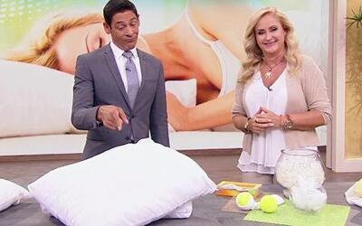 Para un descanso saludable: Cómo limpiar tus almohadas adecuadamente
