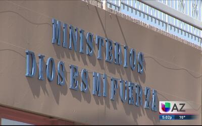 Asaltan a un grupo de mujeres dentro de una iglesia en Tucson